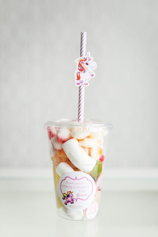 Treat Boutique Dublin Personalised Candy Cup